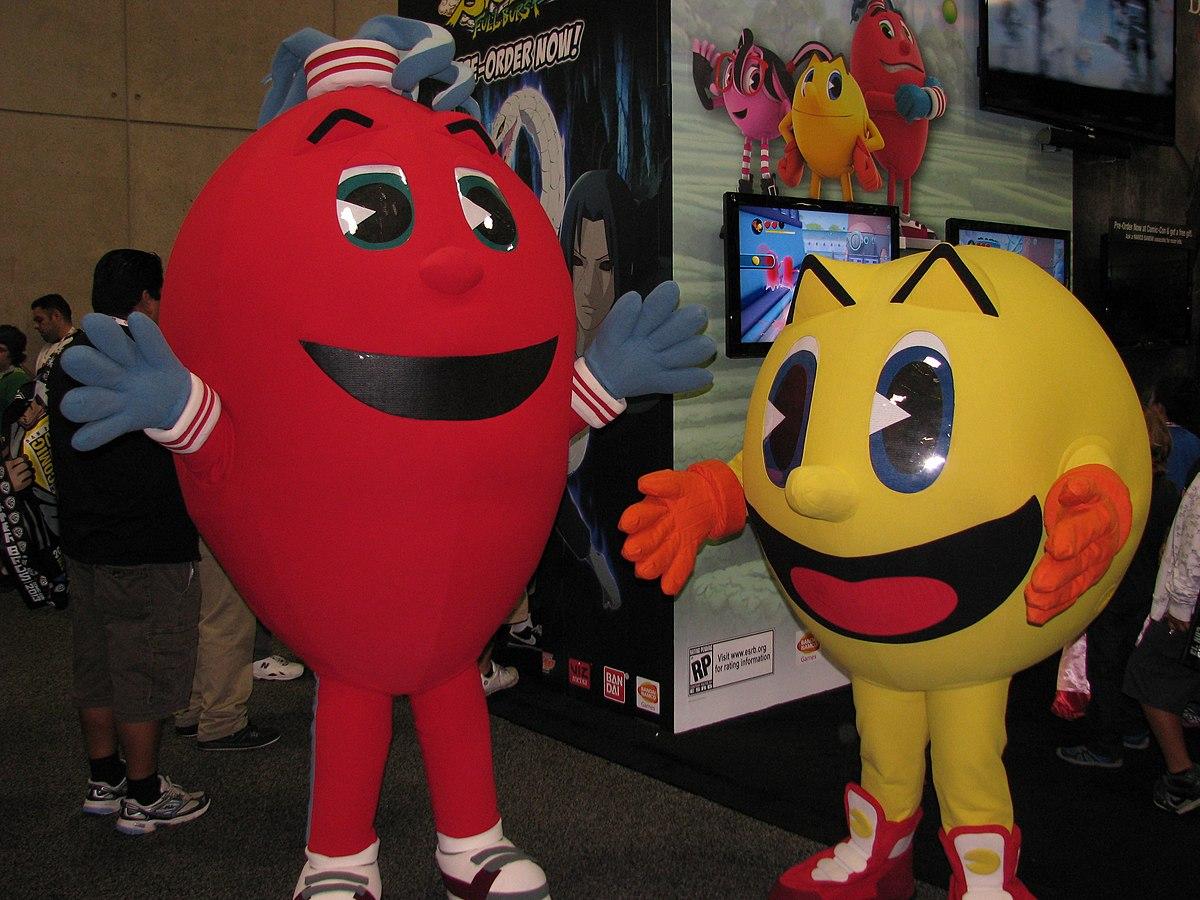 Pac Man Y Las Aventuras Fantasmales Wikipedia La