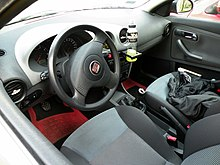 SEAT Ibiza - Wikipedia, the free encyclopedia