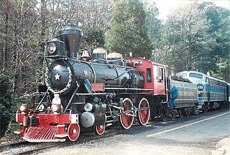Louisiana Eastern Railroad - Image: SMRR 60
