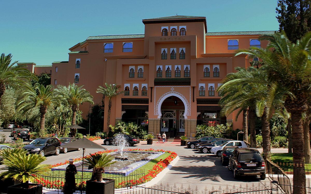 Hotel Marrakech Gueliz Pas Cher