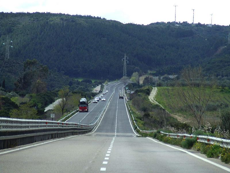 Statale Sardegna - foto di m/m