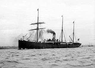 SS <i>Norge</i> Danish passenger liner