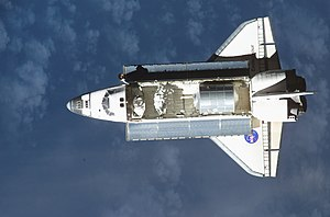 STS-111 approach with MPLM.jpg