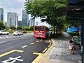 SZ 深圳 Shenzhen bus tour from Nanshan Shenzhen Bay Port to Futian 深圳市民中心 Citizen Centre July 2019 SSG 80.jpg