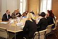 Saeimas priekšsēdētāja oficiālā vizītē apmeklē Luksemburgu (8550890721).jpg