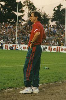 Reinhard Saftig German football manager