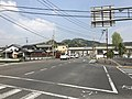 Saga Prefectural Road No.330 near 1st Sasabashi Bridge.jpg