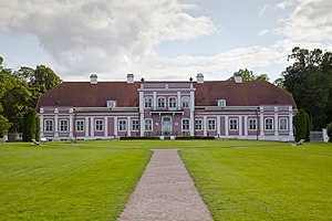 Architecture of Estonia - Sagadi manor
