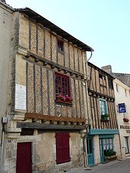 Saint-Loup-sur-Thouet maison Th Vénard (1)