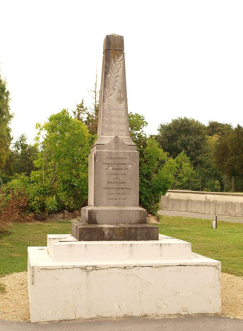 Saint-Pierre-à-Arnes-FR-08-monument aux morts-04.JPG