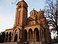 Saint Mark church Belgrade Tasmajdan.JPG