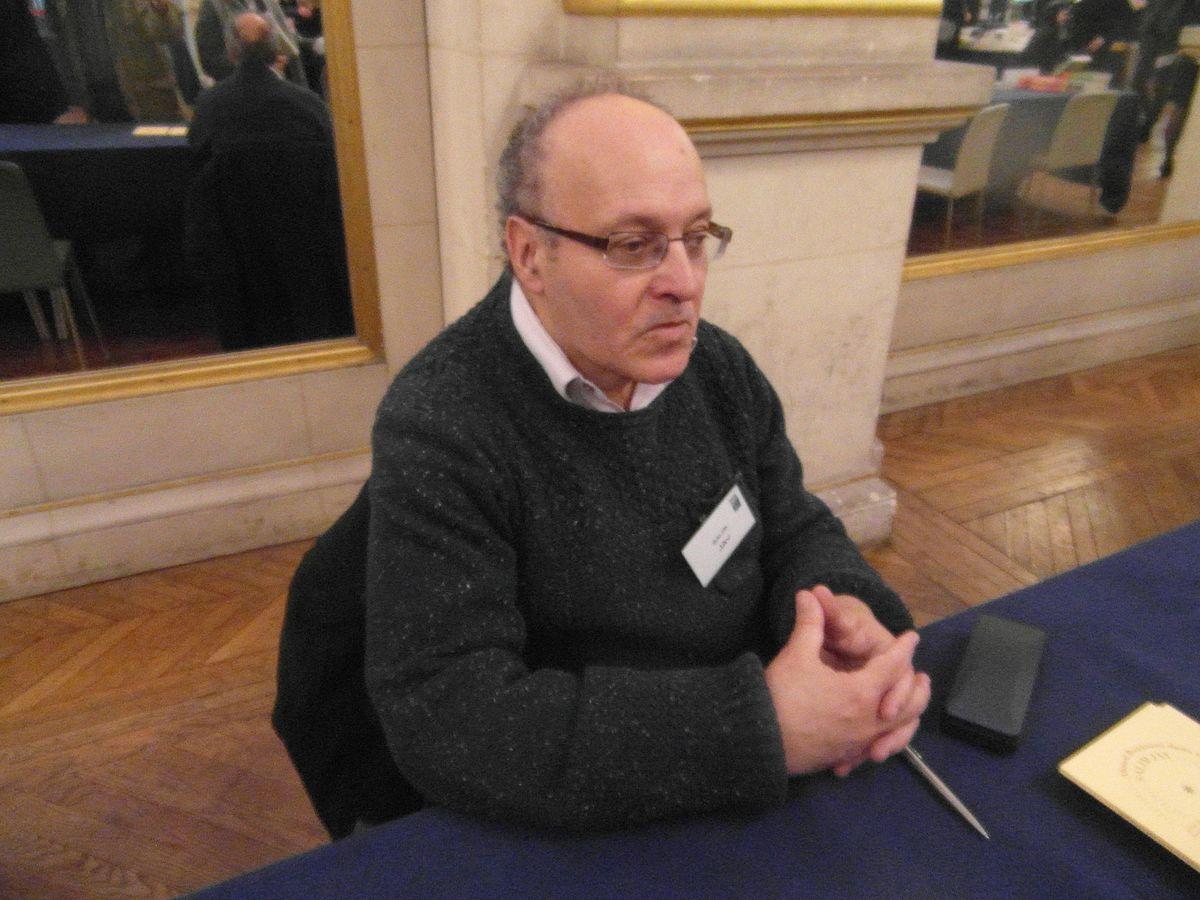 Salim Jay (22e Maghreb des Livres, Paris, 13 et 14 février 2016).jpg