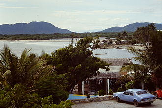 Istmo de Tehuantepec - Istmo coast on the Gulf of Tehuantepec.