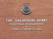 Territorial HQ in Sydney, Australia
