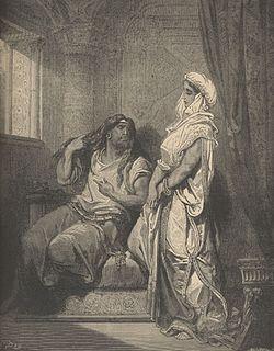 <i>Samson and Delilah</i> (opera) opera by Camille Saint-Saëns
