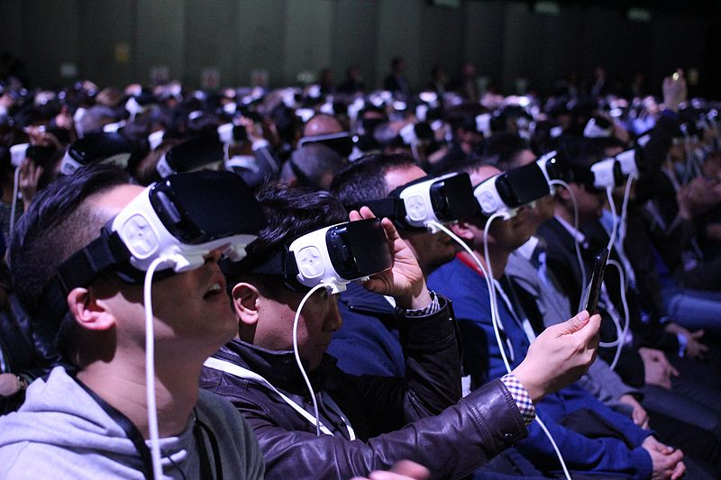 File:Samsung's Virtual Reality MWC 2016 Press Conference (26666393696).jpg
