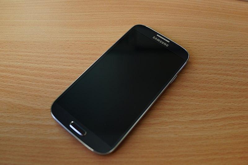 File:Samsung Galaxy S4.jpg