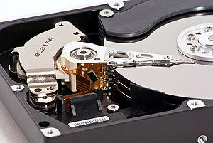 Deutsch: Samsung HD753LJ Festplatte (750 GB Sp...