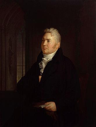 Conversation poems - Samuel Taylor Coleridge portrayed by Washington Allston in 1814