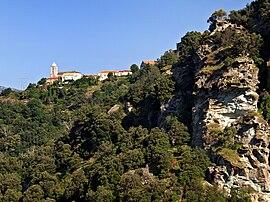 Tuteca vidpunkto de San-Gavino-di-Tenda