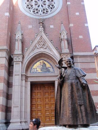 Church of St. Anthony of Padua, Istanbul - Pope John XXIII