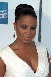 Sanaa Lathan at the 2009 Tribeca Film Festival