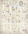 Sanborn Fire Insurance Map from Gillette, Campbell County, Wyoming. LOC sanborn09758 001.jpg