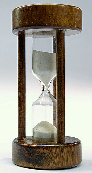 Hourglass Deutsch: Sanduhr
