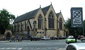 John Thomas Emmett - Sandyford Henderson Memorial Church 1856