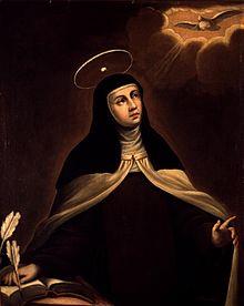 Teresa De Jesús Wikipedia La Enciclopedia Libre