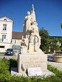 Santenay (Côte-d'Or, Fr) monument aux morts.JPG