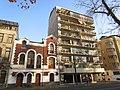 Santiago, edificios en calle Merced (9202688571).jpg