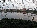 Santragachi Lake at Santragachi, Howrah district 08.jpg