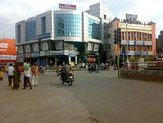 Anantapur - Saptagiri Circle