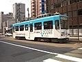 Sapporo City Transportation Bureau type 3300 tramcar 3301.jpg