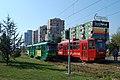 Sarajevo Tram-238 Line-3 2011-10-04.jpg