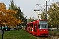 Sarajevo Tram-509 Line-3 2011-10-25 (2).jpg