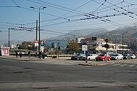 Sarajevo Tram-Line Skenderija 2011-10-31 (2).jpg