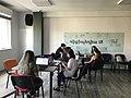 Saturday workshop at Wikimedia Armenia (17.08. 2019) 04.jpg