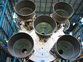 Saturn V main engines.JPG