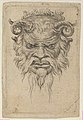 Satyr Mask with Curled Horns Looking Down, from Divers Masques MET DP837355.jpg