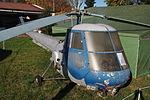 Saunders-Roe Skeeter Mk12, Internationales Luftfahrtmuseum Manfred Pflumm pic1.JPG