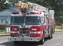 Howard County Department of Fire and Rescue Services - Wikipedia