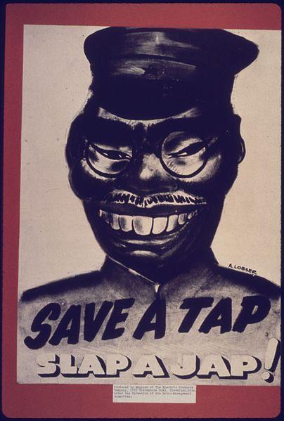 [Obrazek: 404px-Save_A_Tap._Slap_A_Jap%5E_-_NARA_-_533908.jpg]