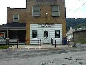 Schenley, Pennsylvania - The United States Post Office (15682) that serves Schenley