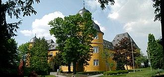 Montabaur - Schloss Montabaur