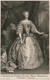 Archduchess Maria Magdalena of Austria (1689–1743)