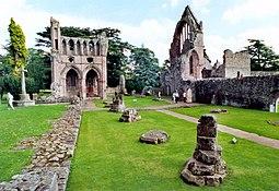 Schottland Dryburgh Abbey.jpg