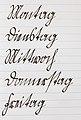 Schriftprobe Sütterlin 5 Wochentage 5.JPG