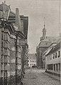 Schulstraße in Düsseldorf vor 1912, Foto Erwin Quedenfeldt.jpg